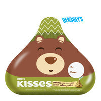 Hershey's Kisses Chocolate - Milk with Almond 14... | Chocolate | Office Pantry Supplies