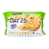 Julie's Oat 25 Cookies - Ten Grains - 200g | Biscuits and Crackers | Office Pantry Supplies