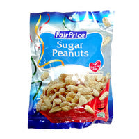 FairPrice Peanuts - Surgar Coated 150G | Beans Seeds Nuts | Office Pantry Supplies