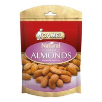 Camel Natural Baked Almonds 150G | Beans Seeds Nuts | Office Pantry Supplies