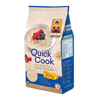 Captain Oats Oatmeal - Quick Cook 800G + Free 200G | Oats | Office Pantry Supplies