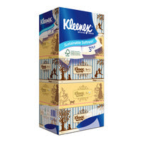 Kleenex Facial Tissue Box - Vintage (3ply) - 5 x 100 per pack | Paper Products | Office Pantry Supplies