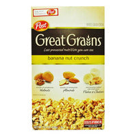 Post Great Grain Cereal - Banana Nut Crunch 439G | Granola, Muesli and Others | Office Pantry Supplies