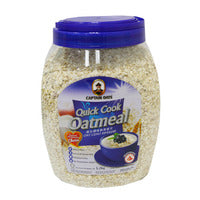 Captain Oats Oatmeal - Quick Cook 1.2KG | Oats | Office Pantry Supplies