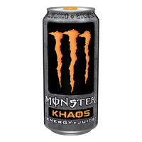 Monster Energy + Juice Can Drink - Khaos 473ML | Energy | Office Pantry Supplies