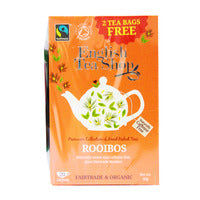 English Tea Shop Organic Tea - Rooibos 20 x 2G +... | Fruit, Flower and Herbal | Office Pantry Supplies