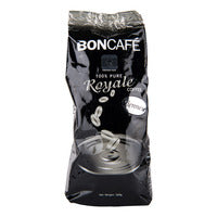 Boncafe Ground Coffee Powder - Royale Viennese 500G | Ground Beans Filters | Office Pantry Supplies