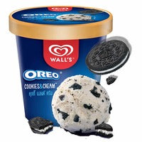 Wall's Selection Ice Cream Tub - Oreo Cookies & ... | Ice Cream | Office Pantry Supplies