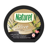 Naturel Cholesterol Free Spread - Extra Virgin Olive 250G | Spreads | Office Pantry Supplies