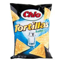 Chio Tortillas - Salted 125G | Chips and Crisps | Office Pantry Supplies