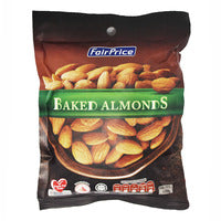 FairPrice Baked Almonds 150G | Beans Seeds Nuts | Office Pantry Supplies