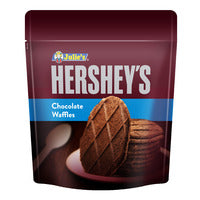 Julie's Hershey's Waffles - Chocolate - 126g | Biscuits and Crackers | Office Pantry Supplies