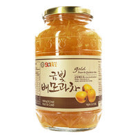 Duwon Gold Tea Paste - Pear and Quince 1KG | Fruit | Office Pantry Supplies