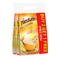 Nestle Nestum Multi Grain Cereal - Original - 2 x 250g + free 250g | Oats | Office Pantry Supplies