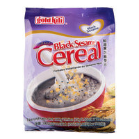 Gold Kili Instant Cereal - Black Sesame 12 x 25G | Instant Cereals | Office Pantry Supplies