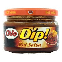 Chio Dip - Hot Salsa 200ML | Chips and Crisps | Office Pantry Supplies