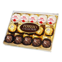Ferrero Collection Chocolate - T15 162G | Chocolate | Office Pantry Supplies