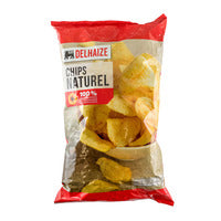 Delhaize Potato Chips - Salted 250G | Chips and Crisps | Office Pantry Supplies