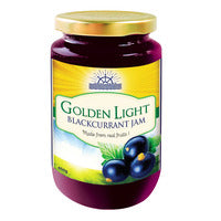 Golden Light Jam - Blackcurrant 450G | Spreads | Office Pantry Supplies