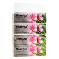 Beautex Facial Tissue - Soft (2ply) - 4 x 200 per pack | Paper Products | Office Pantry Supplies