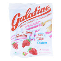 Galatine Milk Candy - Strawberry 100G | Candies | Office Pantry Supplies