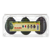Hass Mexico Avocado 3S | Stone Fruits | Office Pantry Supplies