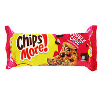 Chipsmore Cookies - Double Chocolate  163.2G | Biscuits and Crackers | Office Pantry Supplies
