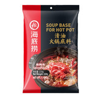 Hai Di Lao Hot Pot Clear Oil Soup Base - Spicy 2... | Instant Soups | Office Pantry Supplies