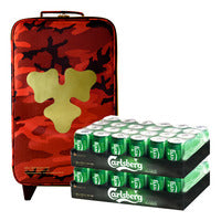 Carlsberg Can Beer - Green Label + Free Trolley ... | Beer | Office Pantry Supplies