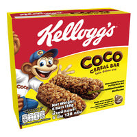 Kellogg's Cereal Bar - Coco (Chocolate) 138G (6S) | Cereal Bars | Office Pantry Supplies