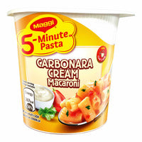 Maggi 5-Minute Instant Cup Pasta - Carbonara Cre... | Instant Cups | Office Pantry Supplies