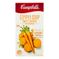 Campbell's Instant Simply Soup - Sweet Potato wi... | Instant Soups | Office Pantry Supplies
