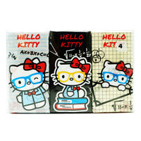 Hello Kitty Tissues - Math (4ply) - 6 x 9 per pack | Paper Products | Office Pantry Supplies