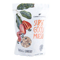 Ceres Organics Super Good Muesli - Cashew & Cran... | Granola, Muesli and Others | Office Pantry Supplies
