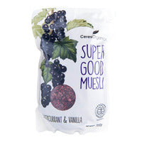 Ceres Organics Super Good Muesli - Blackcurrant ... | Granola, Muesli and Others | Office Pantry Supplies