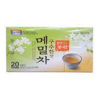 Danongwon Tea Garden Tea Bags - Buckwheat Tea 20 x 1.5G | Flavoured Tea | Office Pantry Supplies