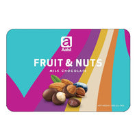 Aalst Milk Chocolate Tin - Fruit & Nuts 150G (2S) | Chocolate | Office Pantry Supplies
