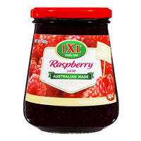 IXL Jam - Raspberry 480G | Spreads | Office Pantry Supplies