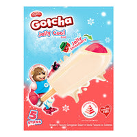 F&N Magnolia Gotcha Ice Cream - Jelly Cool (Strawberry) 5 x 48ML | Ice Cream | Office Pantry Supplies