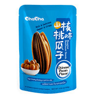 ChaCha Roasted Sunflower Seeds - Chinese Pecan 160G | Beans Seeds Nuts | Office Pantry Supplies