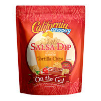 California Creamery Tortilla Chips - Salsa Dip 291G | Chips and Crisps | Office Pantry Supplies
