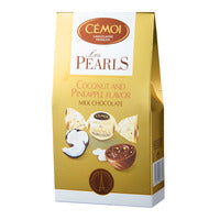 Cemoi Les Pearls Chocolate - Coconut & Pineapple (Milk) 115G | Chocolate | Office Pantry Supplies