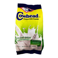 Cowhead Instant Milk Powder - Low Fat (Calcium Enriched) 500G | Milk and Cream | Office Pantry Supplies