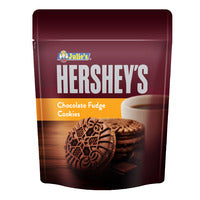 Julie's Hershey's Cookies - Chocolate Fudge - 126g | Biscuits and Crackers | Office Pantry Supplies