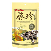 ChaCha Premium Roasted Sunflower Seeds - Original 98G | Beans Seeds Nuts | Office Pantry Supplies
