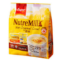 Super NutreMill 3 in 1 Instant Cereal Drink - Original 20 x 30G | Instant Cereals | Office Pantry Supplies