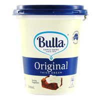 Bulla Thick Cream - Original 200ML | Milk and Cream | Office Pantry Supplies