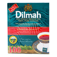 Dilmah Premium Pure Ceylon Tea Bags 200G (100S) | Fruit | Office Pantry Supplies