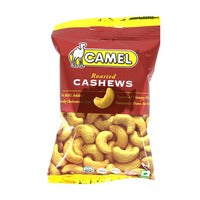 Camel Roasted Cashews 40G | Beans Seeds Nuts | Office Pantry Supplies