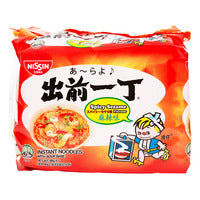 Nissin Instant Noodles - Spicy Sesame 5 x 86G | Instant Cups | Office Pantry Supplies